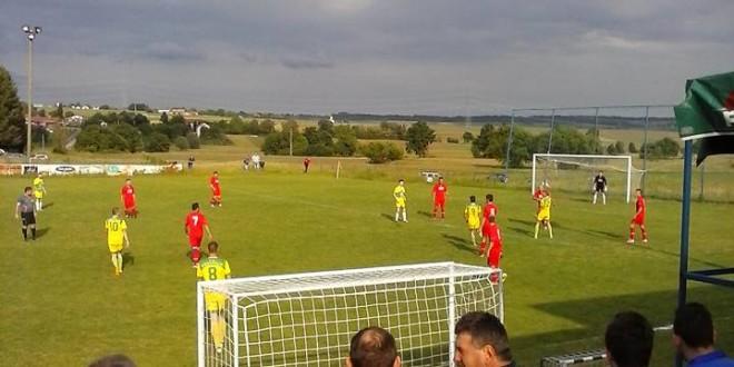 NK Prigorje - NK Gornja Rijeka