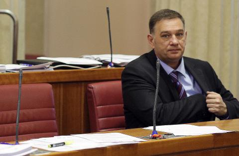 Ante Jerolimov, HDZ