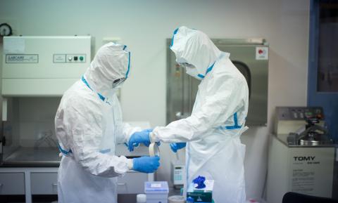 Ebola u Italiji