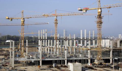Građevinarstvo u krizi