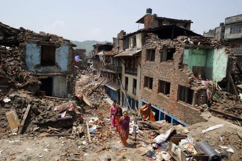 Novi potres u Nepalu