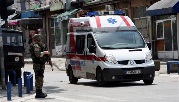 Poginuli u Kumanovu