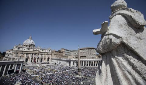 Promjena vatikanske diplomacije