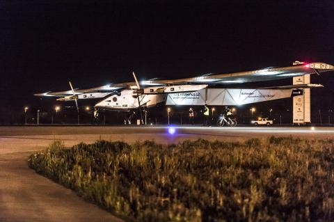 Solarni zrakoplov