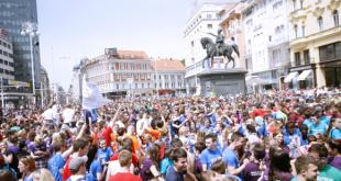 Zagrebački maturanti