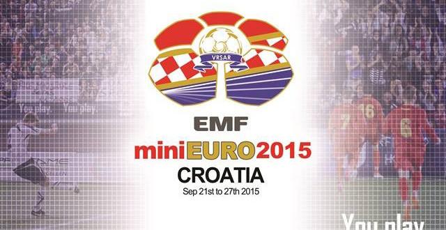 Europsko prvenstvo u mininogometu