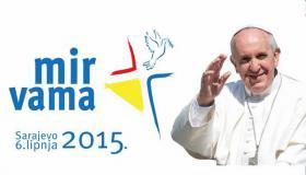 Papa Franjo u Sarajevu
