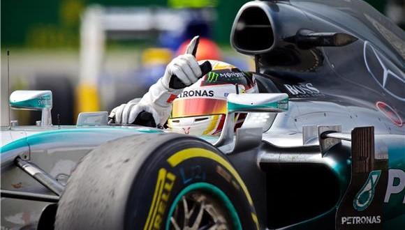 Hamilton ispred Rosberga