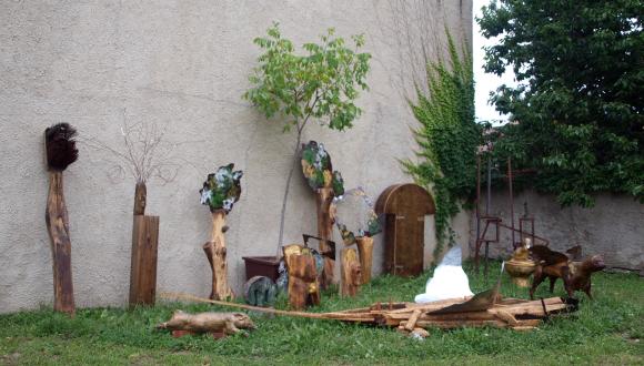 Izložba Centar svijeta u Varaždinu