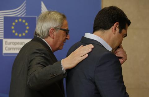 Sastanak Junckera i Ciprasa