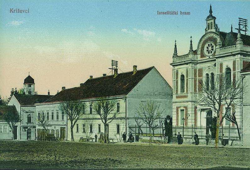 Dragutin Weisz (Potkarpatska, Slovačka, 2. svibnja 1867. – Križevci, 29. lipnja 1942.)