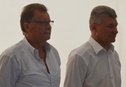 Ivan Vuk i Branko Hrg