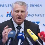 Bivši HDZ-ov zastupnik Franjo Lucić osuđen na rad za opće dobro zbog nuđenja mita novinaru Hedlu
