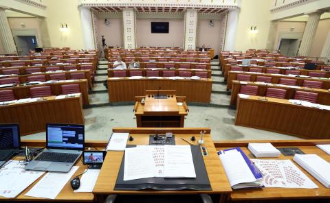 Sabor u četvrtak o IGP-u i izvješću o radu državnih odvjetništava u 2019.