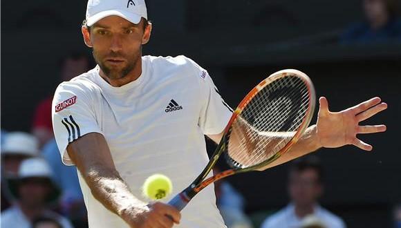 Ivo Karlović u Wimbledonu