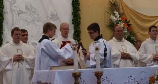 Mlada misa Gorana Bužaka u Štefanju