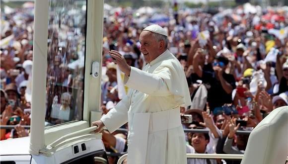 Papa Franjo u Ekvadoru