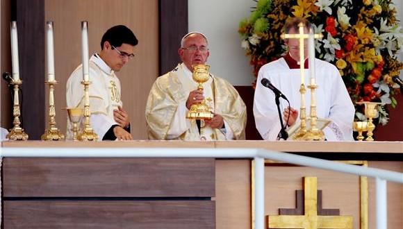 Papa pozvao na jedinstvo