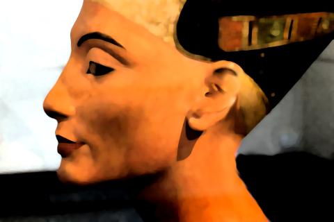 Nefertiti i Tutankamon