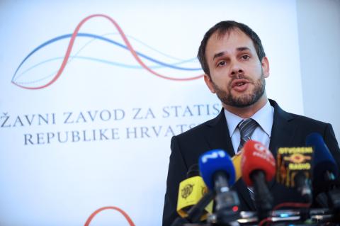 Zavod za statistiku, Marko Krištof