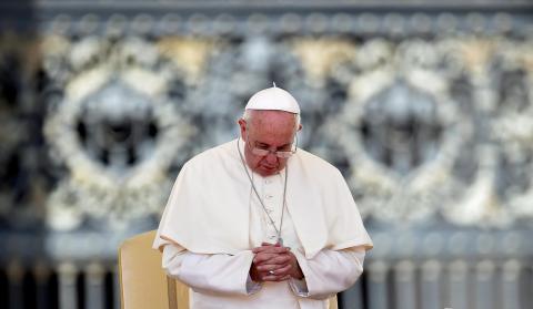 Vatikan, papa