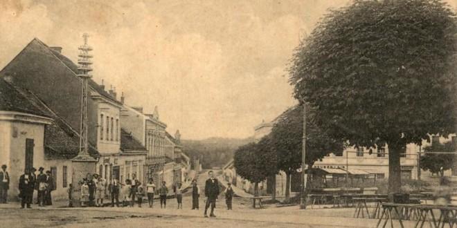 Križevci stari razglednica