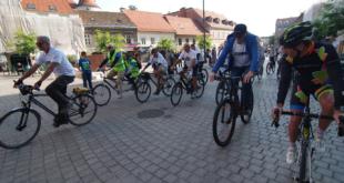 biciklistička tura po Zagrebu