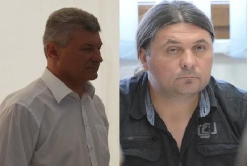 Branko Hrg i Mladen kešer