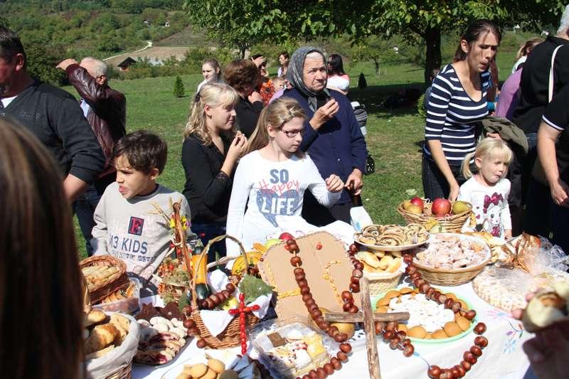Gornja Rijeka: Dani plodova zemlje s humanitarnim karakterom