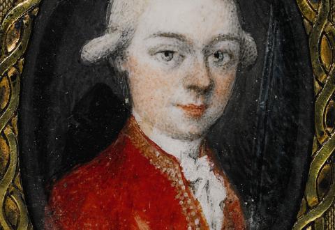 Mozartovo pismo
