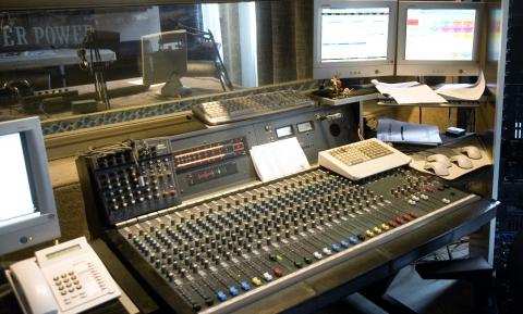 Radijski studio