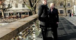 Kolinda i Pahor Borut