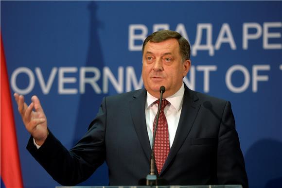 Dodik protiv odlaska Miloševića u Knin na obljetnicu Oluju