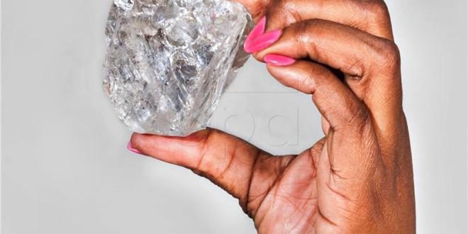 drugi najveći dijamant na svijetu