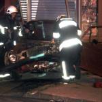 U prometnoj nesreći u Križevcima ozlijeđene tri osobe // Vozač napuhao 1,26