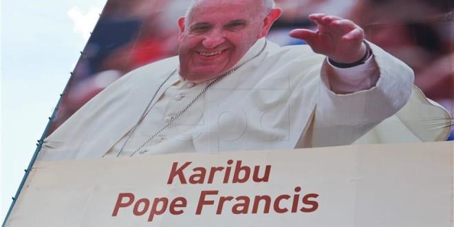 papa u Africi