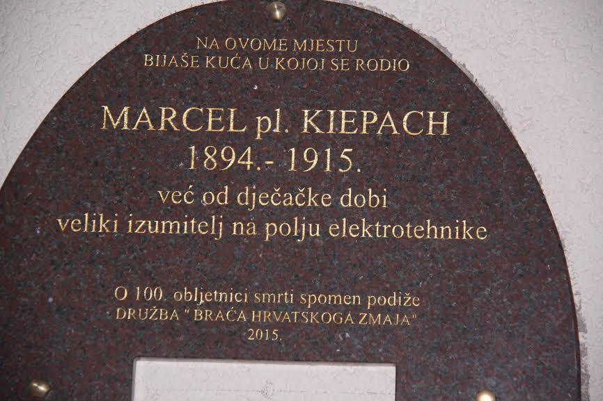 """Članovi Kluba vijećnika SDP-a i HL-a traže da javni poziv za dodjelu nagrada i priznanja na području inovatorstva nosi naziv """"Marcel Kiepach"""""""