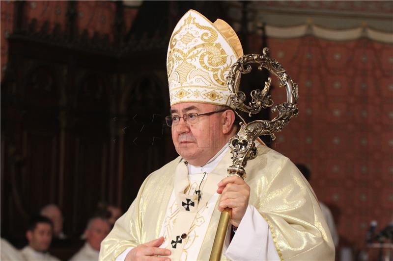 Kardinal Vinko Puljić pozitivan na koronavirus