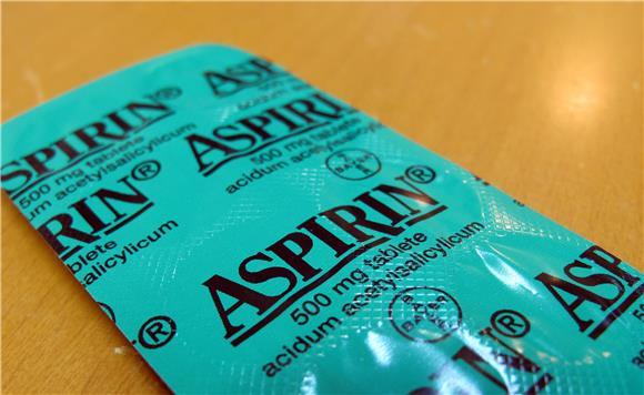 STRUČNO POVJERENSTVO Aspirin dnevno može više škoditi starijima nego pomoći