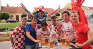 hrvatski navijaci krizevci