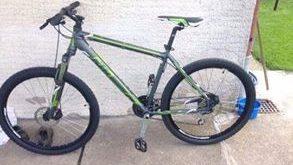 ukraden bicikl