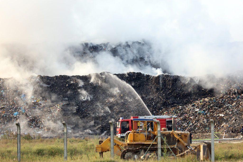 Kaznena prijava USKOK-u: 'Sanacijsko odlagalište Piškornica godinama manipulira količinama otpada izagađuje okoliš'