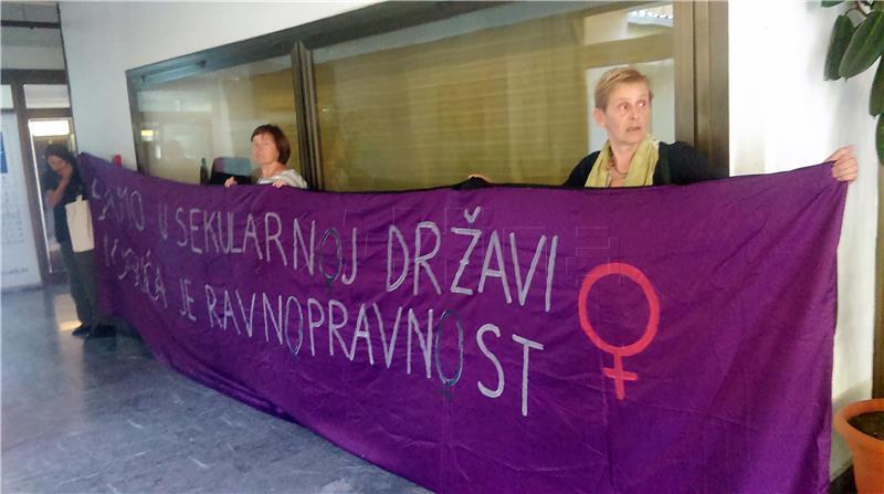 Prijedlog Zakona o zaštiti od nasilja u obitelji nije usklađen s Istanbulskom konvencijom