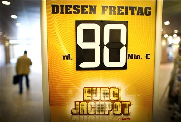 Eurojackpot Dobici