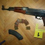 Policija mu pronašla nedozvoljeno oružje; slijedi kaznena prijava