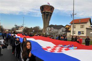 DA SE NE ZABORAVI Dan sjećanja na žrtve Škabrnje i Vukovara