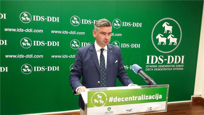 Miletić (IDS): Zajednički cilj nam je 100 posto zdrava i sigurna Istra