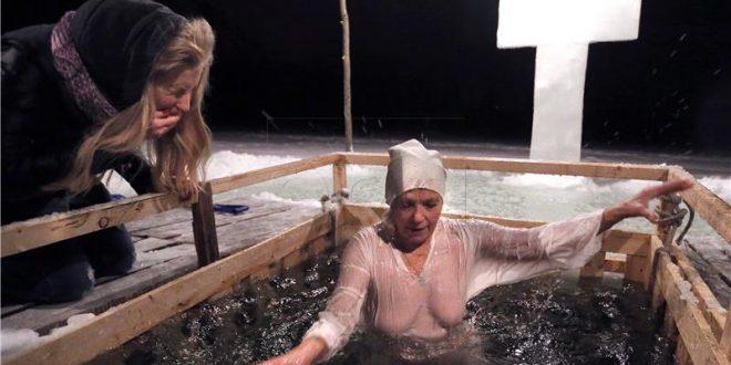 kupanje rusa