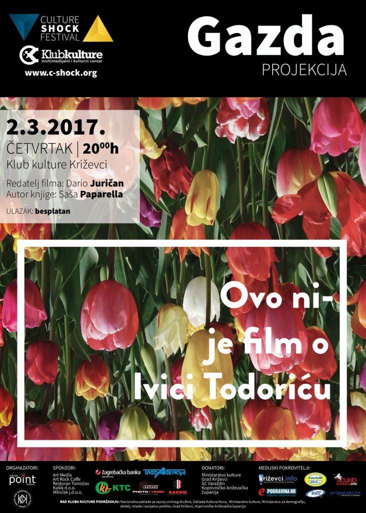 """Križevci: """"Gazda"""" otvara 13. Culture shock festival"""
