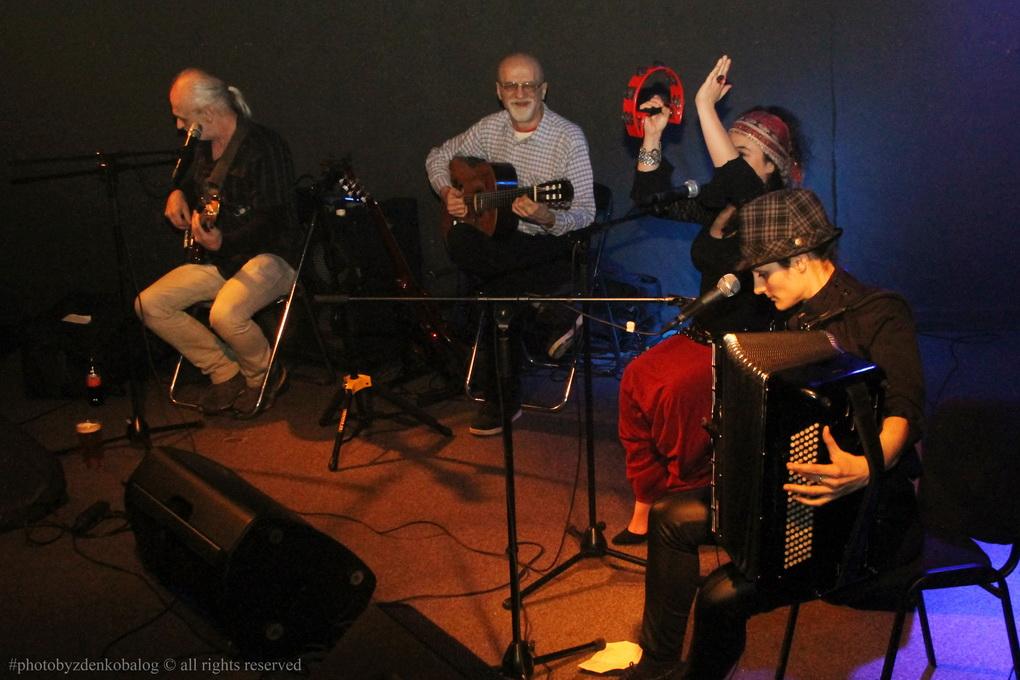 Gipsy Band Juerga07